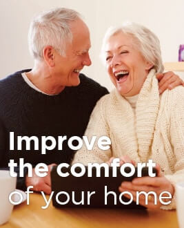 Improve the comfort of your home